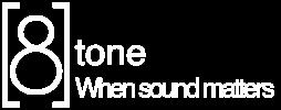 8tone Studio service | Sound design | Recording Production Studio Logo
